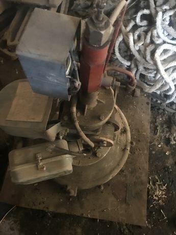 Горелка под мазут РМГ-1 (асфальт завод) ДС-158;117