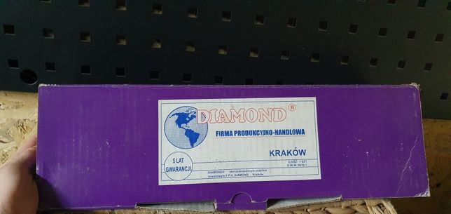Bateria umywalkowa jednouchwytowa stojąca  Diamond Chrom Cypr