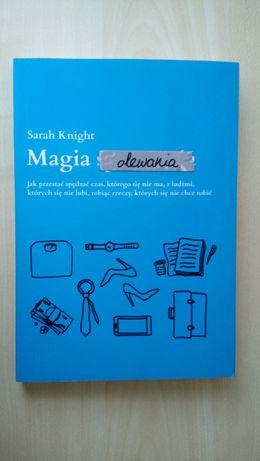 "Sarah Knight "" Magia olewania"""