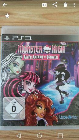 Ps3 gra Monster High