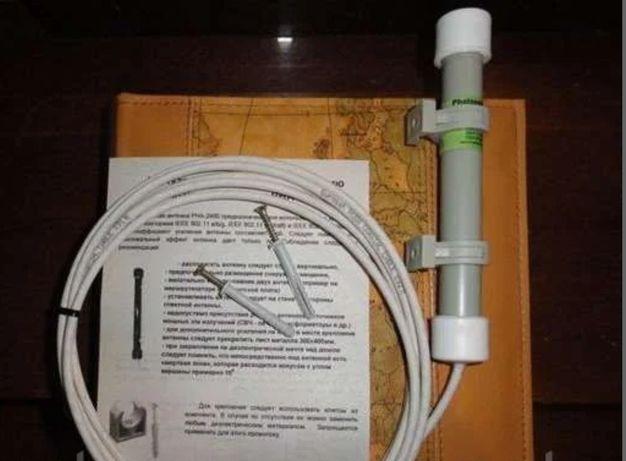 Антенна для GPS приемника PHA-GPS 7дБ. Пассивная