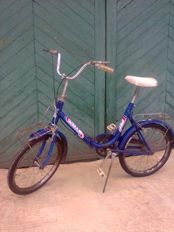 Продам велосипед подростковый складной