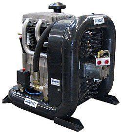 компрессор с гидравлическим приводом Dynaset