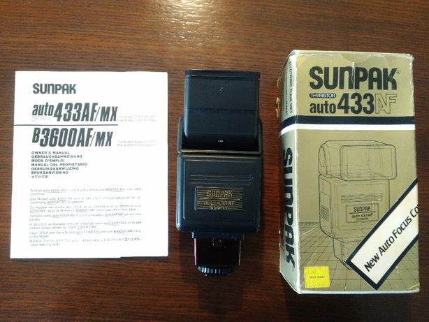 2 - Flashes Minolta / Sony, a partir de 35€