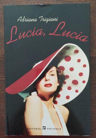 """Livro """"Lúcia, Lúcia"""""""