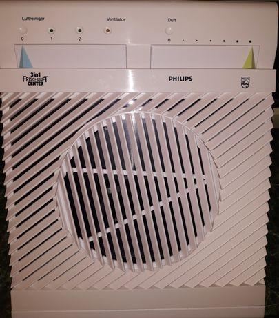 Wentylator Philips Odświeżacz Filtr Powietrza 3w1