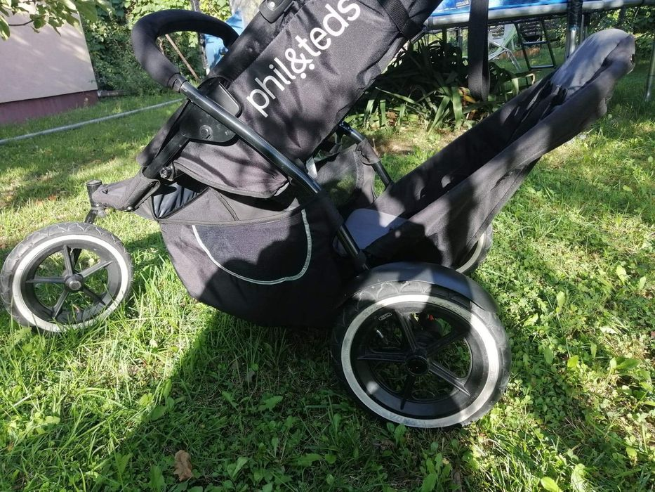 Super Wózek Phil &Teds Międzyrzecz - image 1
