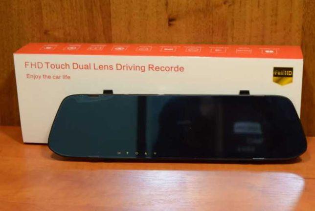 Зеркало, передача информации Видеорегистратор L502, регистратор запись