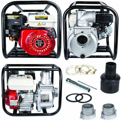 Pompa spalinowa do wody 6,5Km 1000l/min motopompa (OGR54)