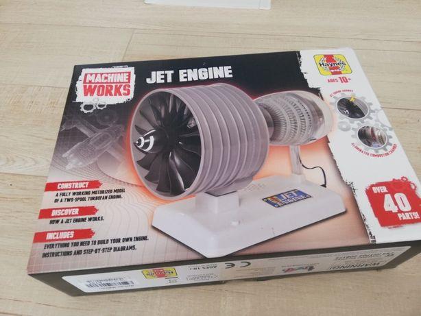 Machina works Jet engine