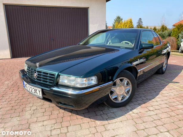 Cadillac Eldorado V8 4.6 bardzo zadbany egzemplarz!