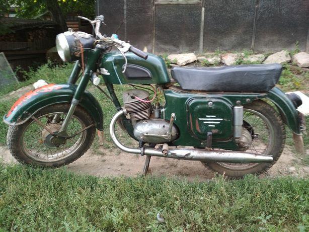 Мотоцикл Ковровець