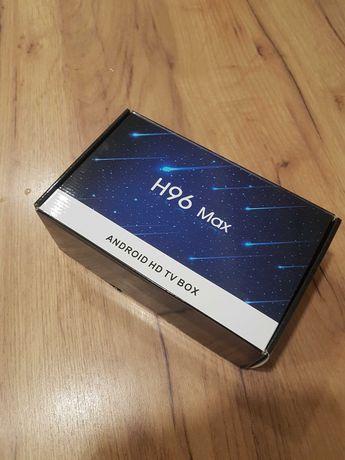 Android tv box H96 max OKAZJA