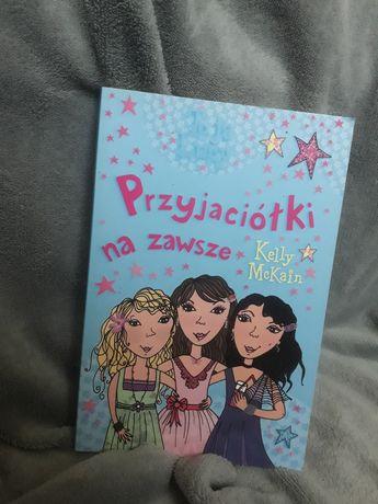 """Książka """"Przyjaciółki na zawsze"""" Kelly McKain"""