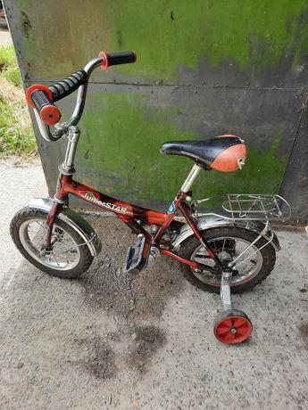 Велосипед детский трехколестный.