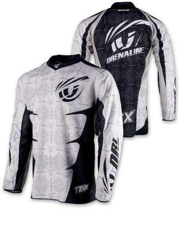 Calças + camisola Drenaline TTX motocros