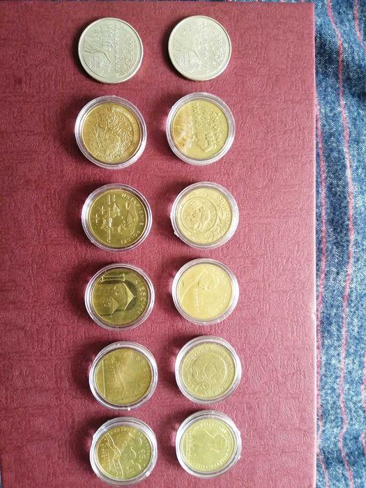 Monety 2zł, pojedyńcze sztuki, stan menniczy Oświęcim - image 1