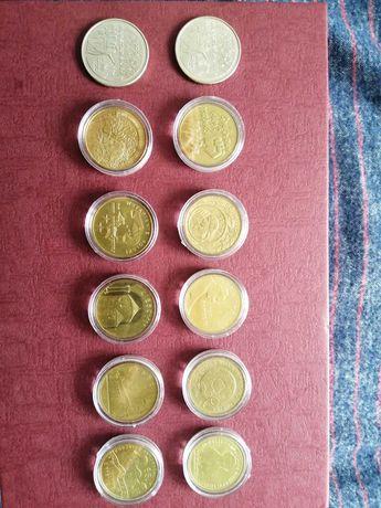 Monety 2zł, pojedyńcze sztuki, stan menniczy