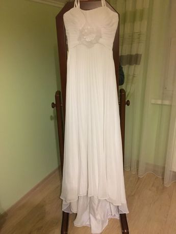 Англійська весільна сукня