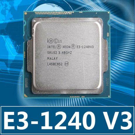 Intel xeon 1240 v3