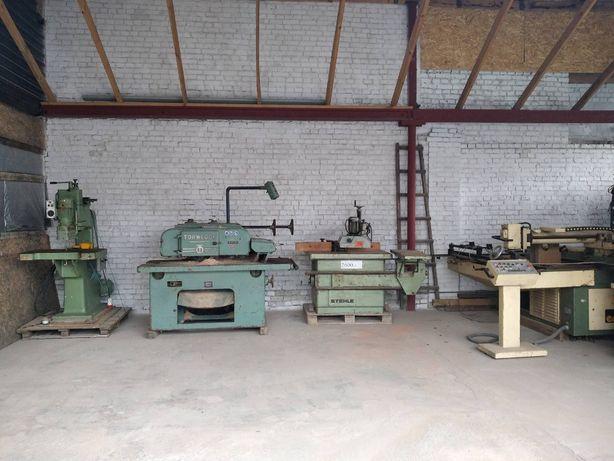Багатопильний станок багатопил  Torwegge та інші деревообробні станки