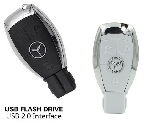 PEN Drive 16GB tipo Mercedes