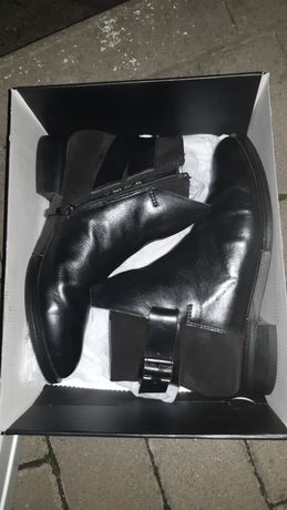 Взуття тепле демисезон 38р. Шкіра