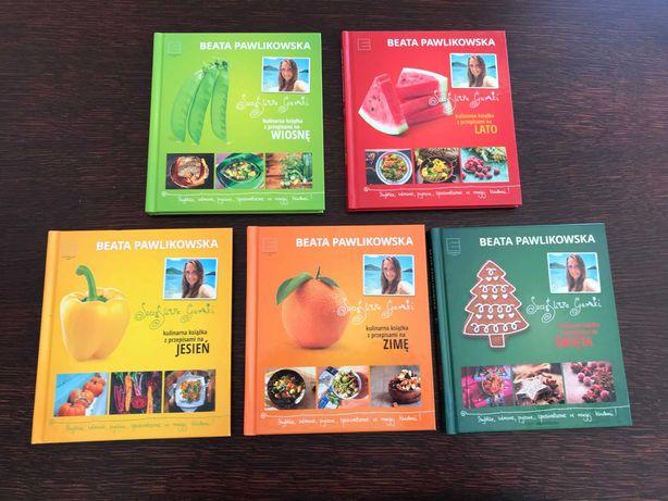 Szczęśliwe garnki - Kulinarne książki z przepisami