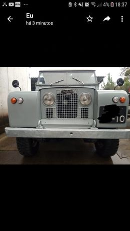Land rover Serie 2 , S2 1968