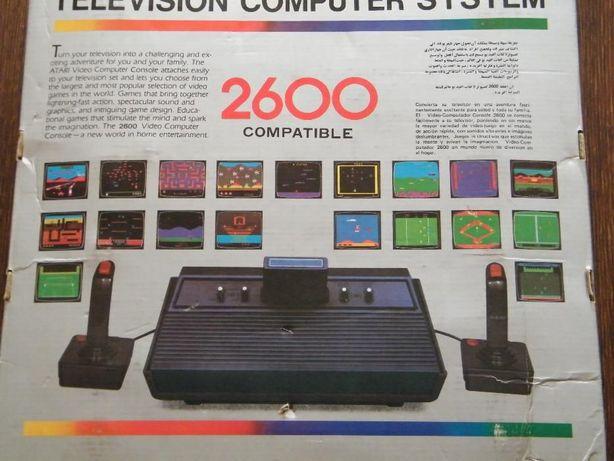 Tv Game 2600 Compatible (konsola)