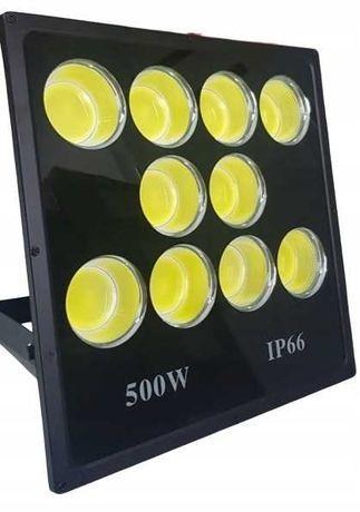 Halogen LED naświetlacz COB 500W zewnętrzny HURT-DETAL