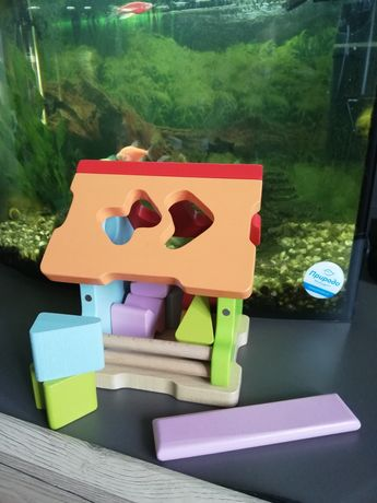 Cubika домик - сортер