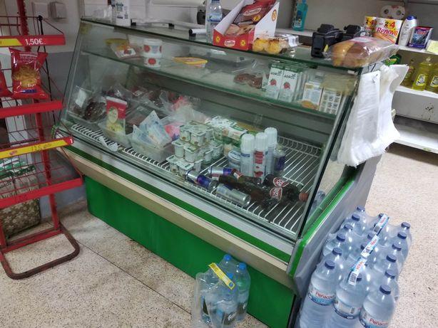 Expositor frigorífico / vitrine frigorífica