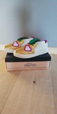 Buty dziecięce Mini Miss KG rozm 35.5 dl wkładki 22.5cm