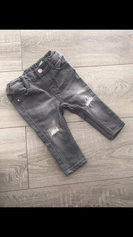 Spodnie h&m rozm.68 nowe