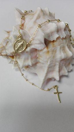 Złoty różaniec, próba 585