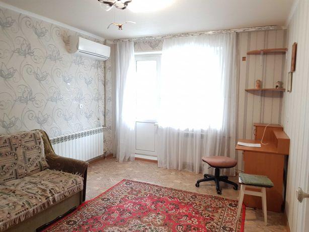 Сдам 1к квартира Слобожанский 145 окна во двор