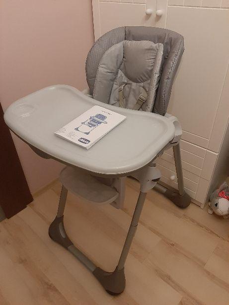 Krzesełko do karmienia Chicco Polly 2in1