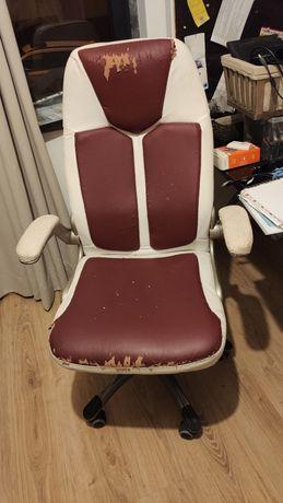 Cadeira de Director costas altas, encosto cabeça e braços