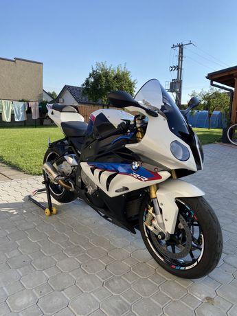 BMW s1000rr, 2013r, Tricolor.