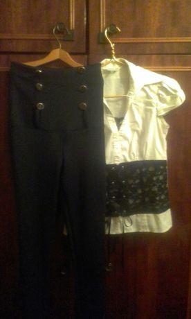 Костюм штаны / брюки и рубашка