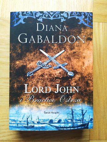 Lord John i Bractwo Ostrza Gabaldon