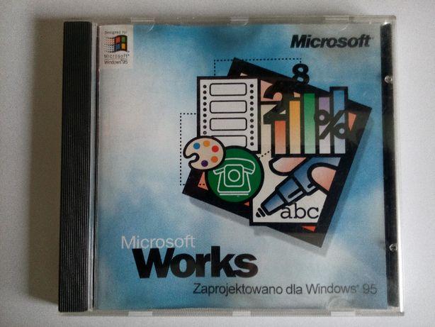 microsoft works wersja 4.0