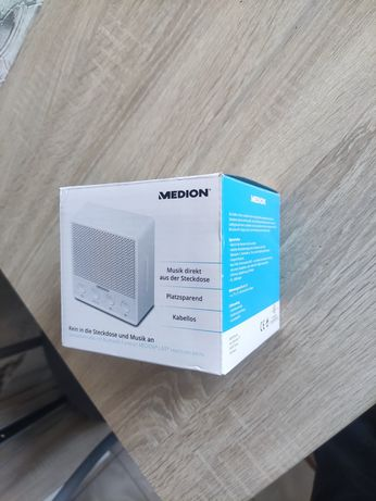 Radio gniazdowe NFC bluetooth MEDION