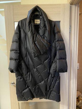 Зимний эксклюзивный пуховик одеяло