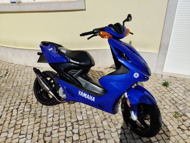 Yamaha Aerox - 50cc