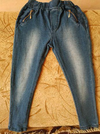 Джегинсы, лосины, джинсы, джинсовые лосины 110-122