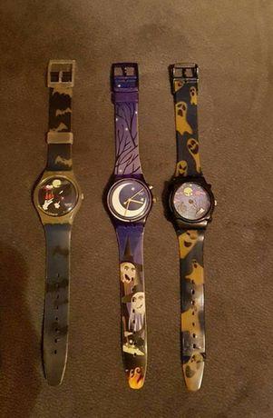 Relógio Swatch Halloween edição especial