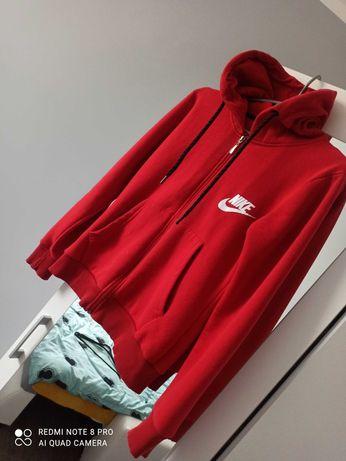 Bluza czerwona Nike