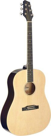 Gitara Akustyczna Stagg SA35DS-N (natural) super jakość, niska cena